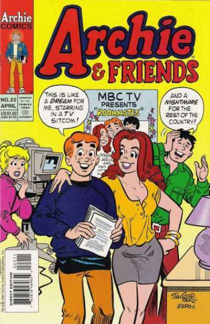 Archie & Friends 22 - Mbc Tv - Sitcom - Television - Roommates - Studio