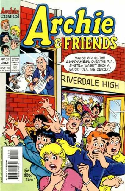 Archie & Friends 23