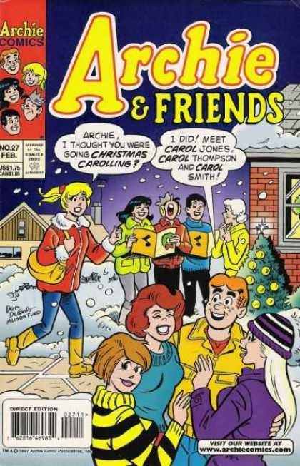 Archie & Friends 27