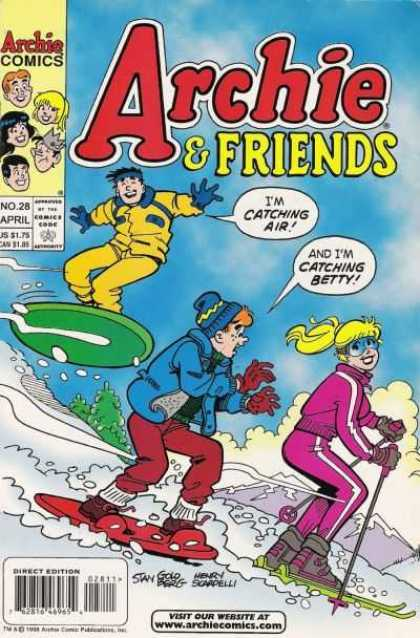 Archie & Friends 28