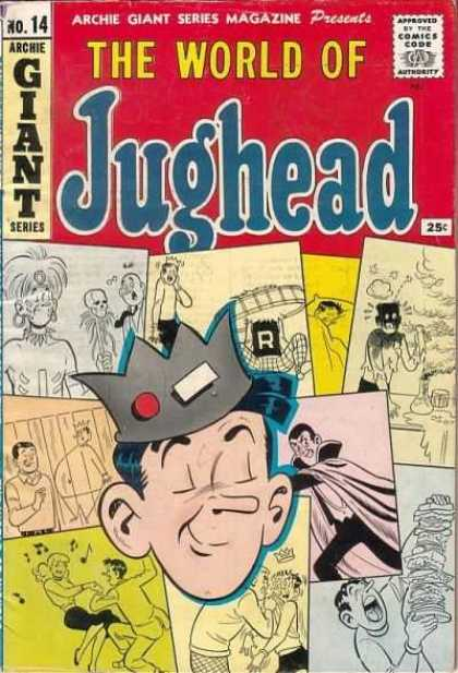 Archie Giant Series 14