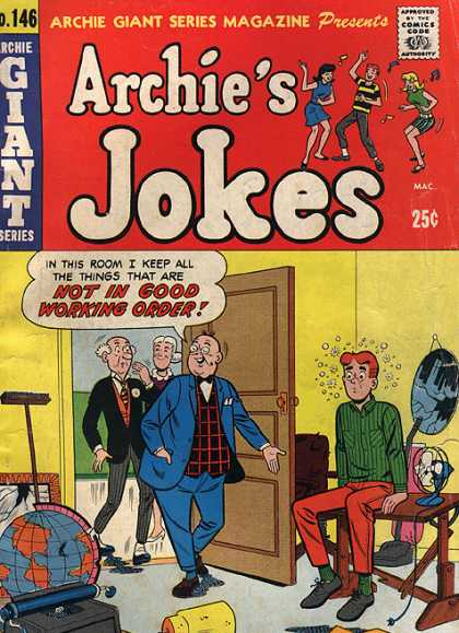 Archie Giant Series 146