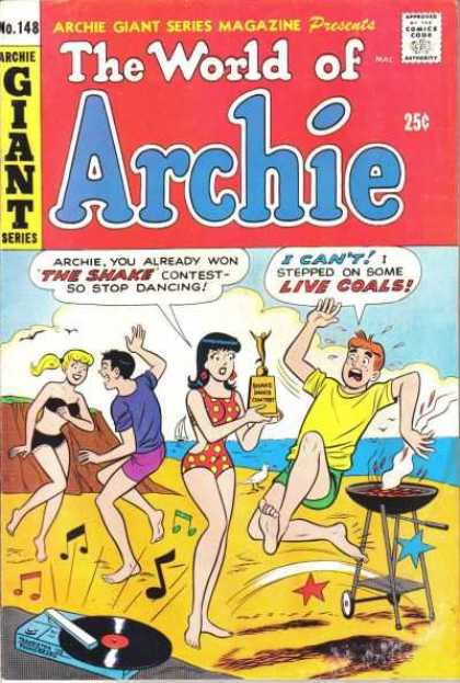 Archie Giant Series 148
