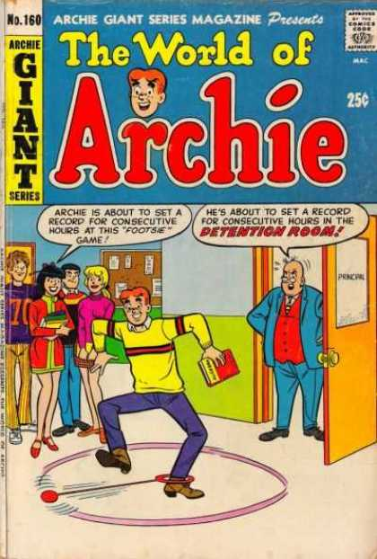Archie Giant Series 160