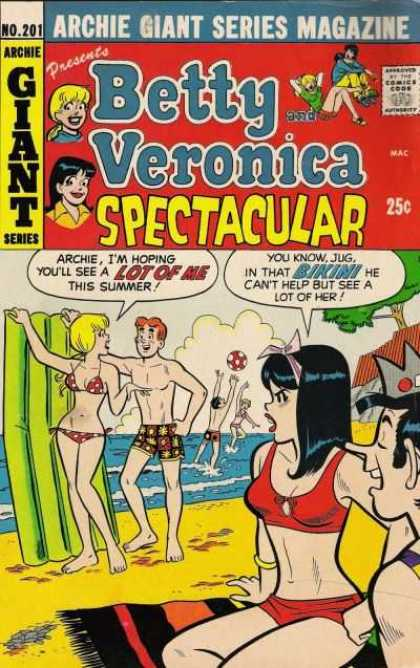 Archie Giant Series 201