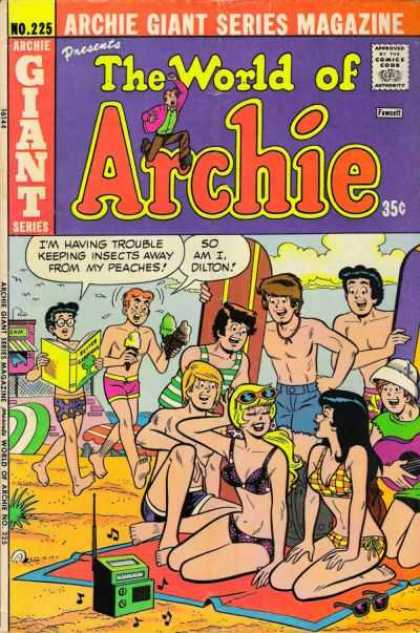 Archie Giant Series 225