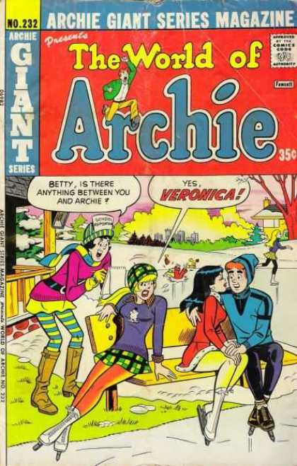 Archie Giant Series 232