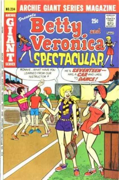 Archie Giant Series 234