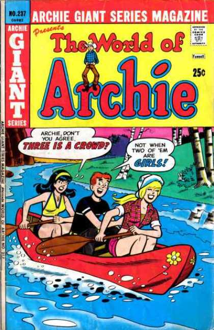 Archie Giant Series 237