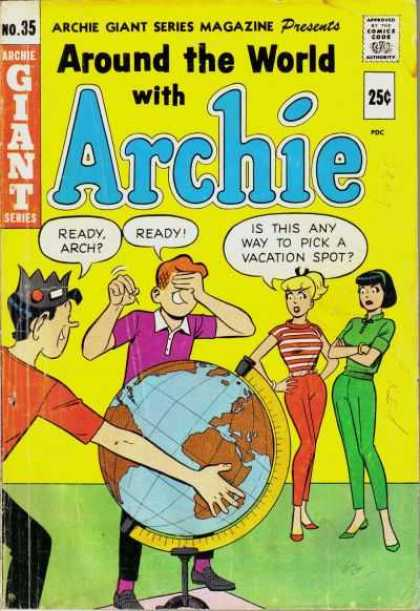 Archie Giant Series 35