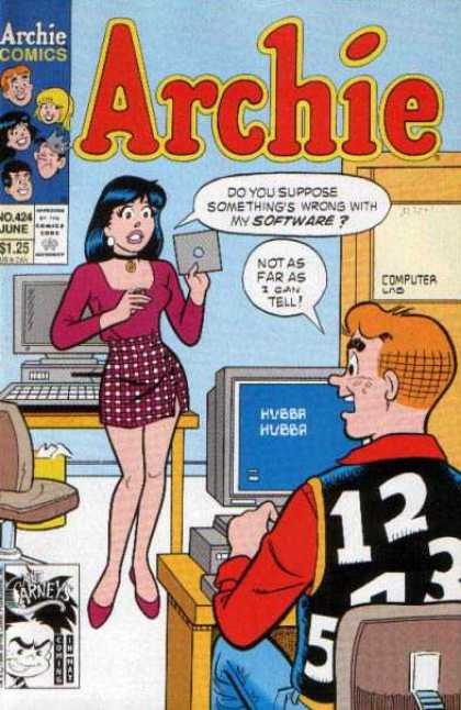 Archie Giant Series 424