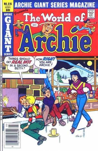 Archie Giant Series 516