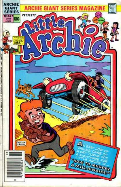 Archie Giant Series 527