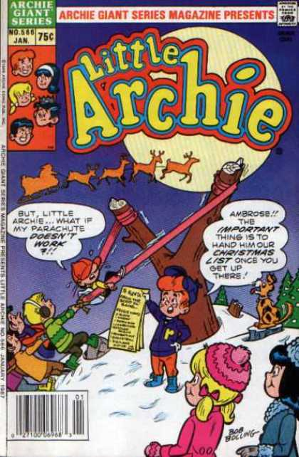 Archie Giant Series 566
