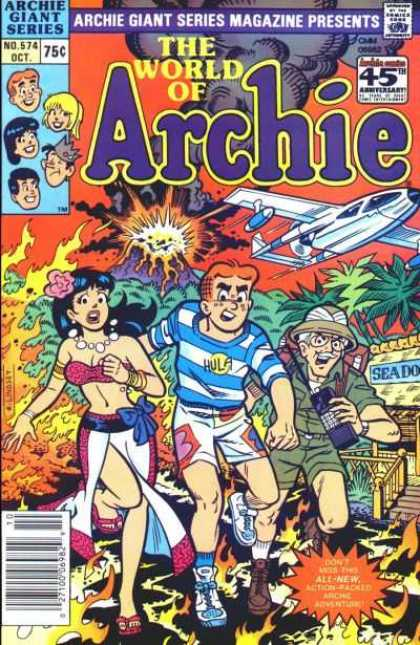 Archie Giant Series 574