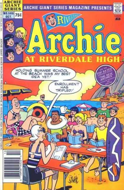Archie Giant Series 586