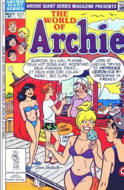 Archie Giant Series 612