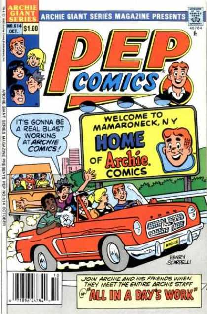 Archie Giant Series 614