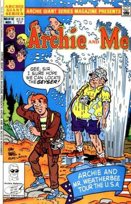 Archie Giant Series 616