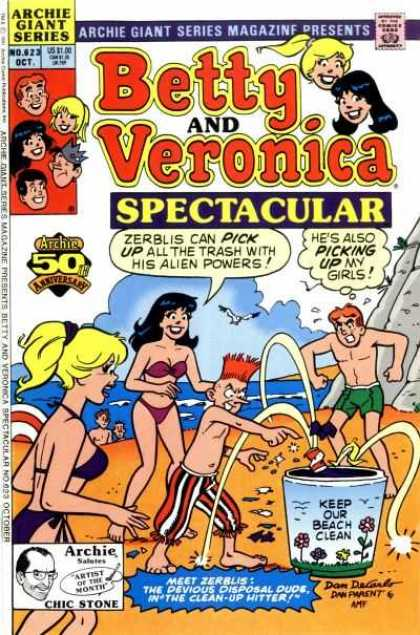 Archie Giant Series 623