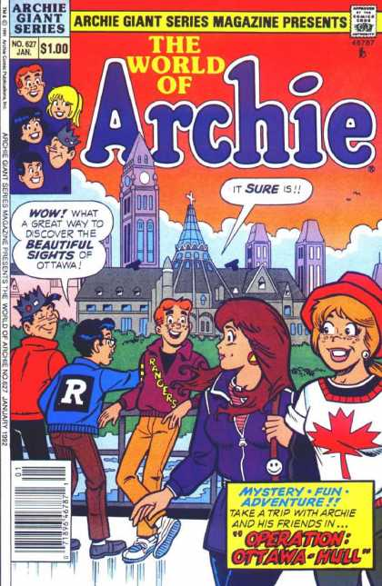 Archie Giant Series 627 - Archie Giant Series - Magazine - Ottawa - Canada - Mystery