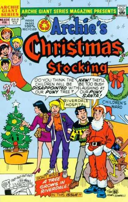 Archie Giant Series 630 - Christmas - Tree - Gathering - Friends - Enjoy