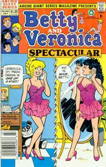 Archie Giant Series 632