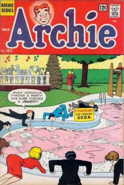 Archie 153 - Celebration - Music - Archi - Romance - Ice Cream Soda