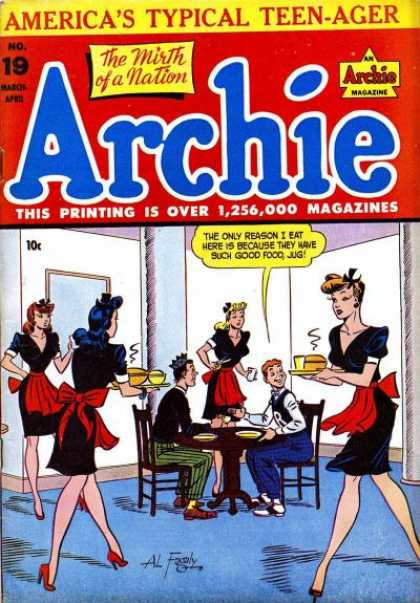 Archie 19 - People - Table - Chair - Woman - Cup