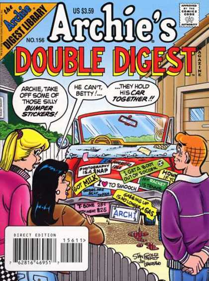 Archie's Double Digest 156