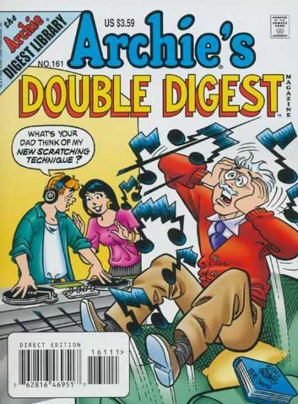 Archie's Double Digest 161