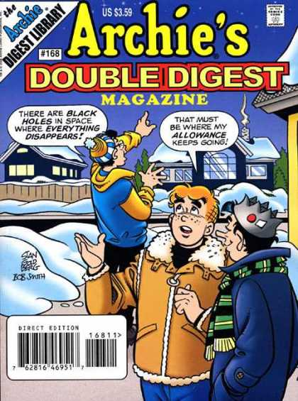 Archie's Double Digest 168