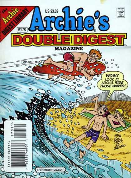 Archie's Double Digest 170