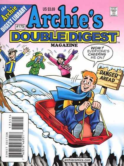 Archie's Double Digest 175