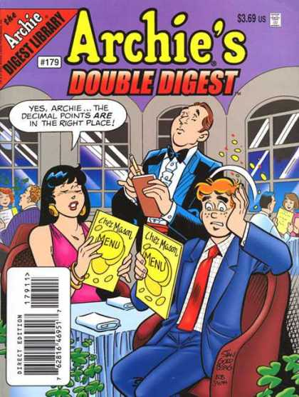 Archie's Double Digest 179