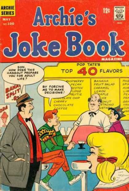 Archie's Joke Book 100