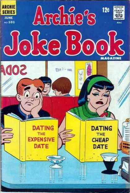 Archie's Joke Book 101