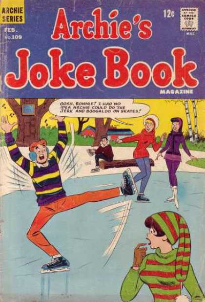Archie's Joke Book 109
