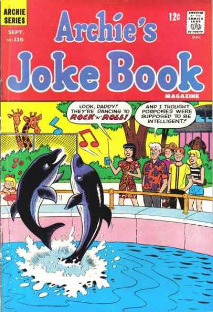 Archie's Joke Book 116