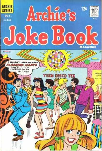 Archie's Joke Book 117