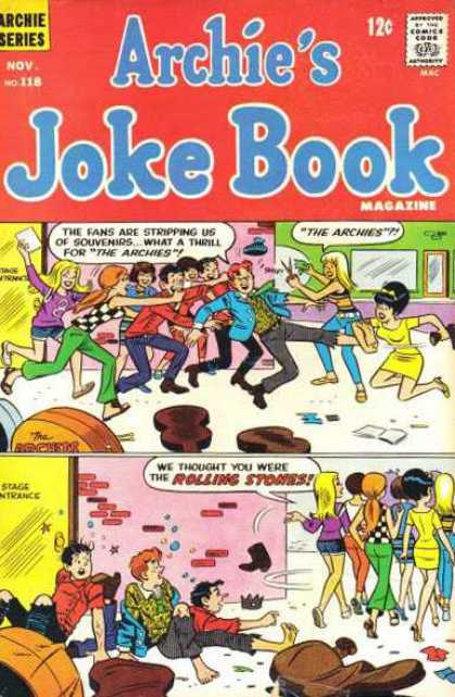 Archie's Joke Book 118