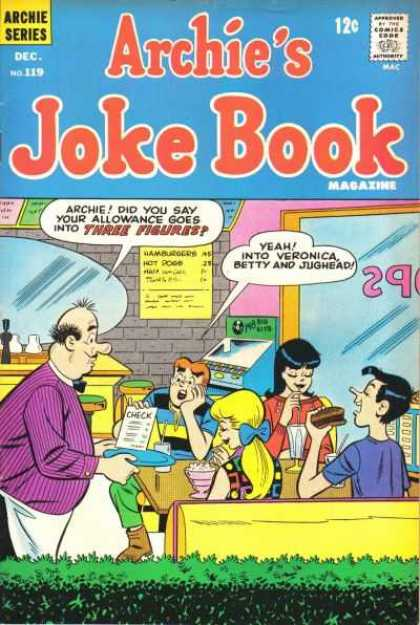 Archie's Joke Book 119