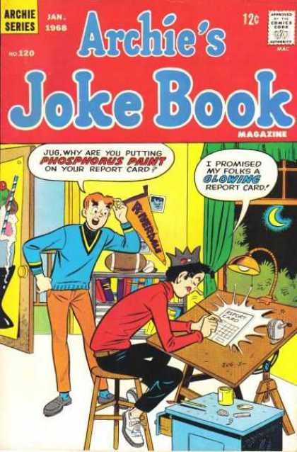 Archie's Joke Book 120