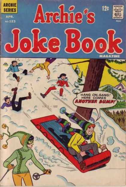 Archie's Joke Book 123