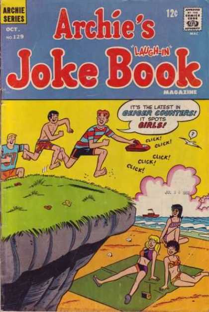 Archie's Joke Book 129