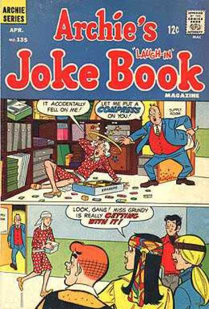 Archie's Joke Book 135
