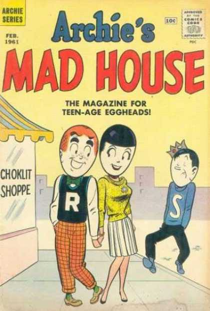 Archie's Madhouse 10