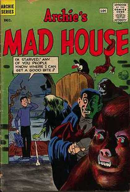 Archie's Madhouse 16