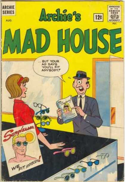 Archie's Madhouse 20