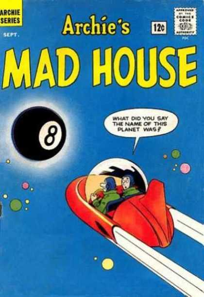 Archie's Madhouse 21
